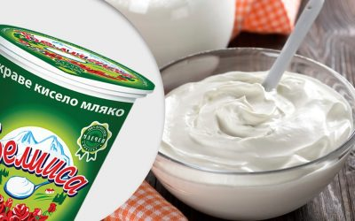Promoting Beliisa cow's milk yogurt – 2%