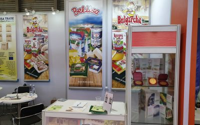 Beliisa at SIAL Exhibition in Shanghai