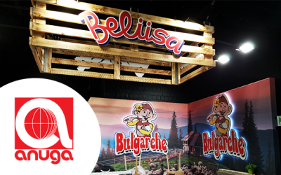 BELIISA AT ANUGA 2019, COLOGNE, GERMANY – 05/10/2019 – 09/10/2019