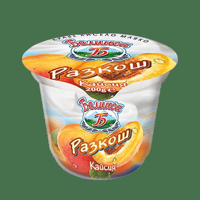 """Плодово мляко """"Белииса"""" – кайсия"""